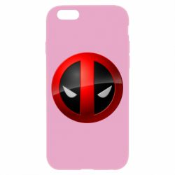 Чохол для iPhone 6/6S Deadpool Logo