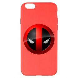 Чохол для iPhone 6 Plus/6S Plus Deadpool Logo