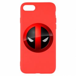 Чохол для iPhone 7 Deadpool Logo