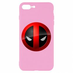 Чохол для iPhone 7 Plus Deadpool Logo