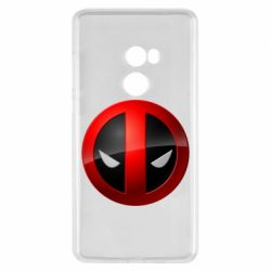 Чохол для Xiaomi Mi Mix 2 Deadpool Logo