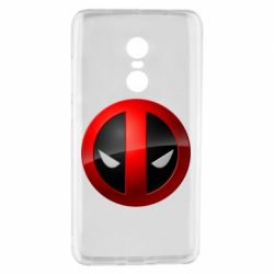 Чохол для Xiaomi Redmi Note 4 Deadpool Logo