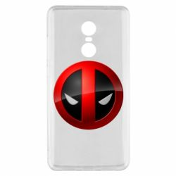 Чохол для Xiaomi Redmi Note 4x Deadpool Logo