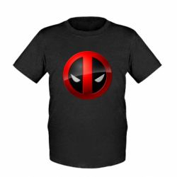 Дитяча футболка Deadpool Logo