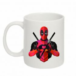 Кружка 320ml Deadpool Love
