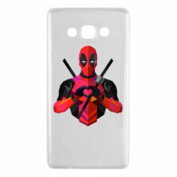 Чохол для Samsung A7 2015 Deadpool Love
