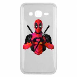 Чохол для Samsung J5 2015 Deadpool Love