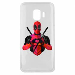 Чохол для Samsung J2 Core Deadpool Love