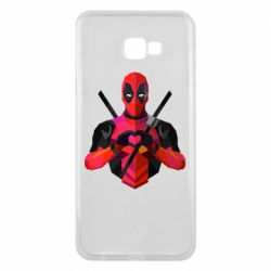 Чохол для Samsung J4 Plus 2018 Deadpool Love