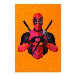 Блокнот А5 Deadpool Love