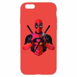 Чохол для iPhone 6/6S Deadpool Love