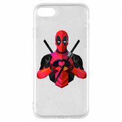 Чохол для iPhone 7 Deadpool Love