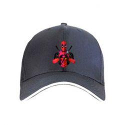 Кепка Deadpool Love