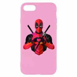 Чохол для iPhone 8 Deadpool Love