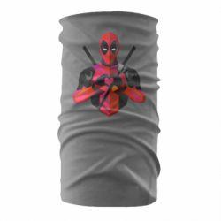 Бандана-труба Deadpool Love