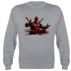 Реглан Deadpool Paint - FatLine