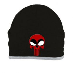 Шапка Deadpool Skull - FatLine