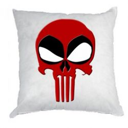 Подушка Deadpool Skull - FatLine
