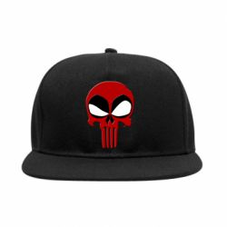 Снепбек Deadpool Skull - FatLine