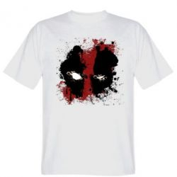 Футболка Deadpool Spray