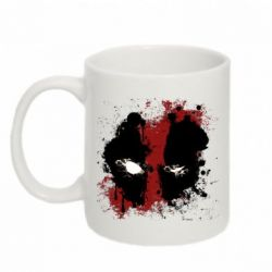 Кружка 320ml Deadpool Spray