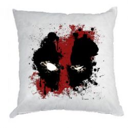 Подушка Deadpool Spray