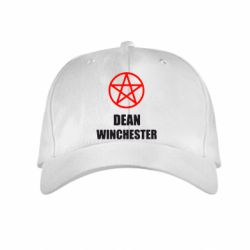 Дитяча кепка Dean Winchester Supernatural