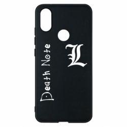 Чехол для Xiaomi Mi A2 Death Note and EL