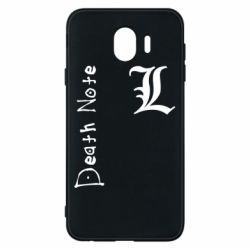 Чехол для Samsung J4 Death Note and EL