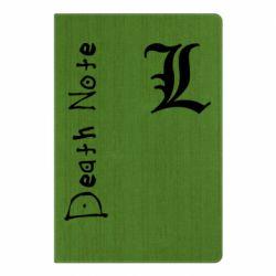Блокнот А5 Death Note and EL