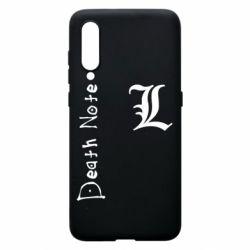 Чехол для Xiaomi Mi9 Death Note and EL