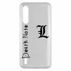 Чехол для Xiaomi Mi9 Lite Death Note and EL
