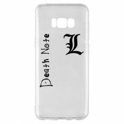 Чехол для Samsung S8+ Death Note and EL