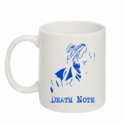 Кружка 320ml Death Note Logo - FatLine