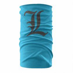 Бандана-труба Death Note minimal logo