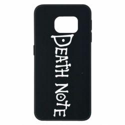 Чохол для Samsung S6 EDGE Death note name