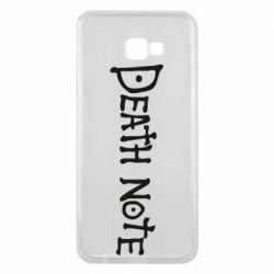 Чохол для Samsung J4 Plus 2018 Death note name
