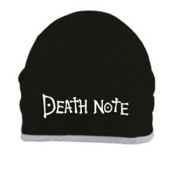 Шапка Death note name