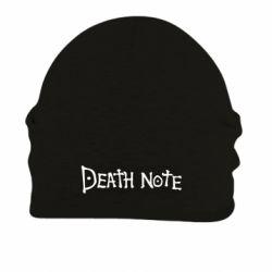 Шапка на флісі Death note name