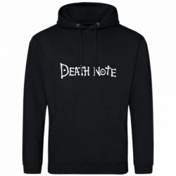 Чоловіча толстовка Death note name