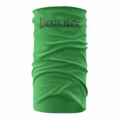 Бандана-труба Death note name