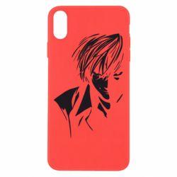 Чохол для iPhone Xs Max Death Note Зошит Смерті