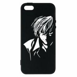 Чохол для iphone 5/5S/SE Death Note Зошит Смерті