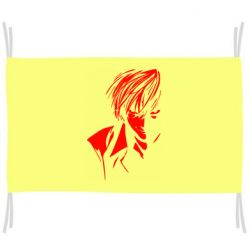 FatLine / Флаг Death Note Тетрадь Смерти