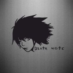 Наклейка Death Note - FatLine