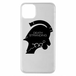 Чехол для iPhone 11 Pro Max Death stranding helmet