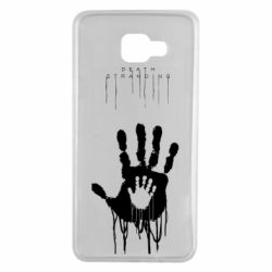 Чохол для Samsung A7 2016 Death Stranding