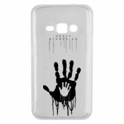 Чохол для Samsung J1 2016 Death Stranding