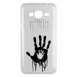 Чохол для Samsung J3 2016 Death Stranding