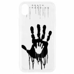 Чохол для iPhone XR Death Stranding
